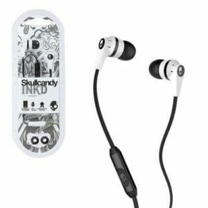 Skullcandy Ink'd Headset with mic - Earphone under 1000