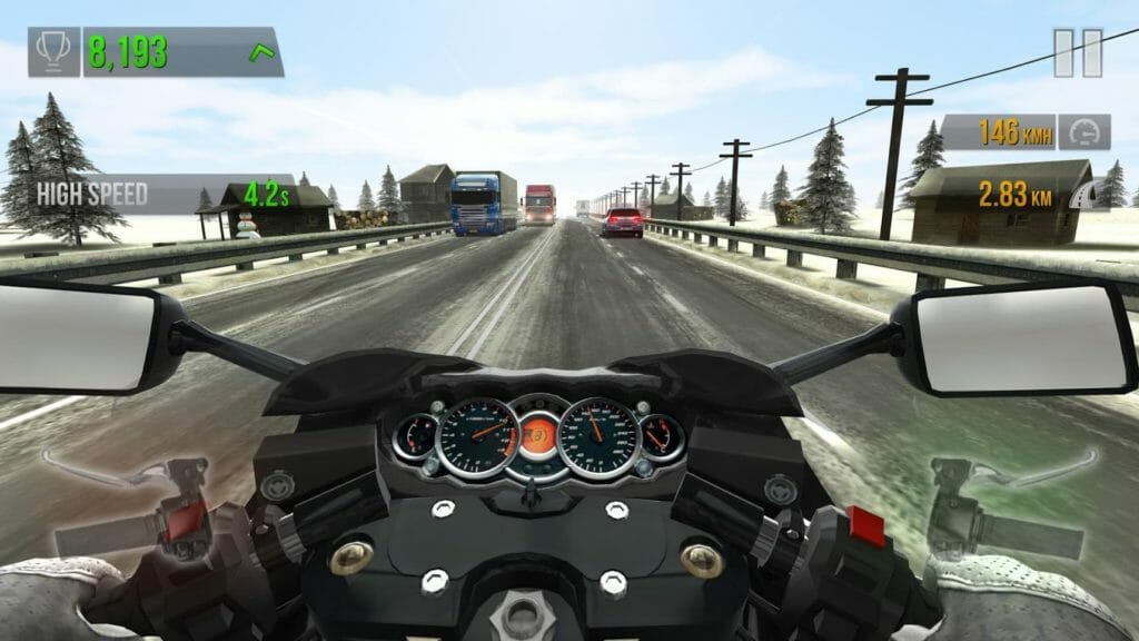 Traffic Rider- world ka sabse accha game
