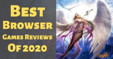Best Browser Games Reviews of 2020