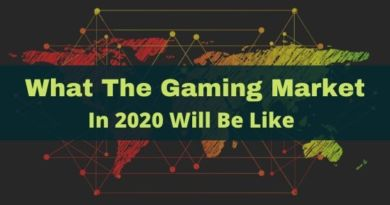 The Gaming Market In 2020 Will Be Like