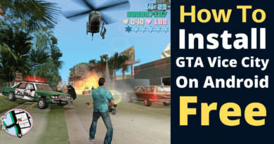 Install GTA Vice City on Android