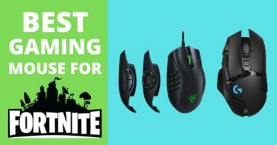Best Gaming Mouse For Fortnight