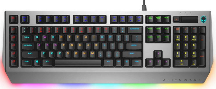 Dell Alienware AW768 Pro Gaming Keyboard