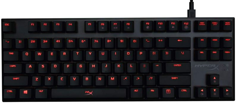 HyperX Alloy FPS Pro Tenkeyless Keyboard