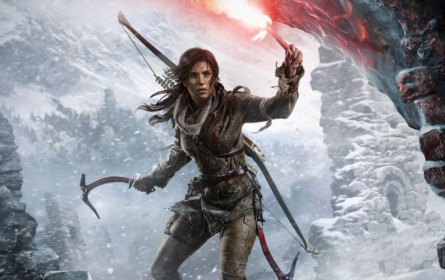 Rise Of The Tomb Raider 1/15 Best Single-Player PC Games
