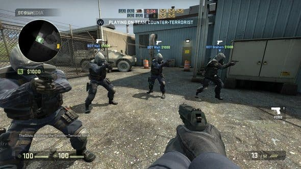 Counter strike - PC GAMES UNDER 1GB for PC