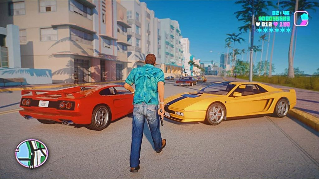 GTA Vice City - Top 10 Games for PC Under 1 Gb