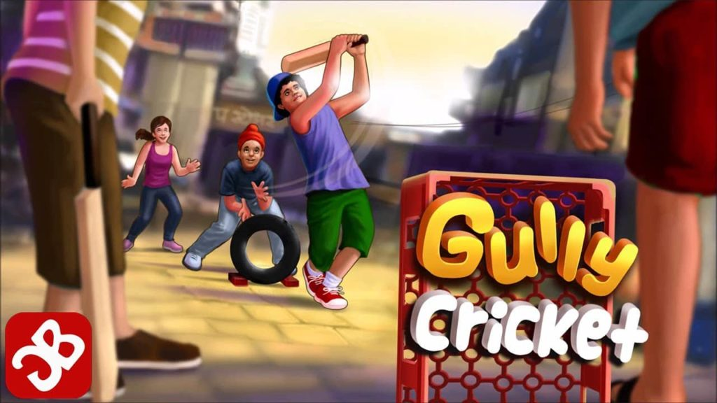 Gully Cricket Game