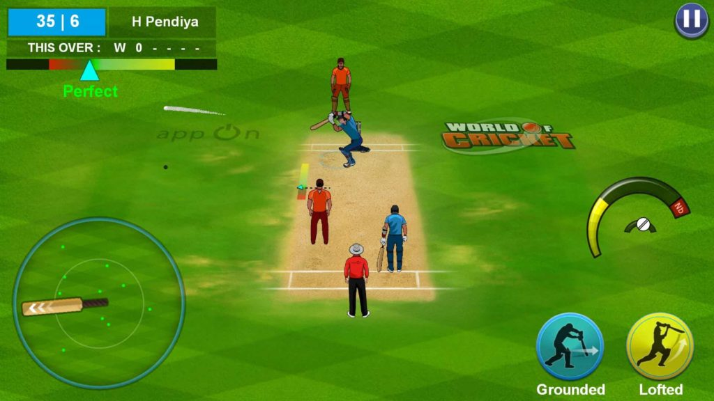 World of Cricket - Best Cricket Games In The World