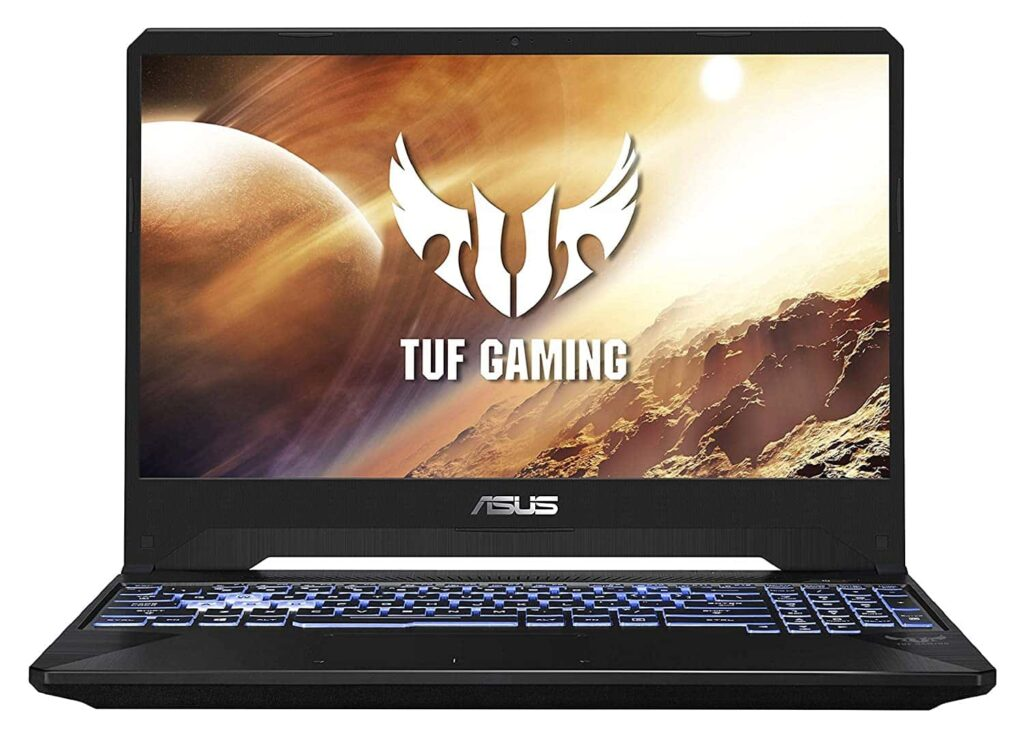 ASUS TUF FX505DT - Best Gaming Laptop under 70000 in India