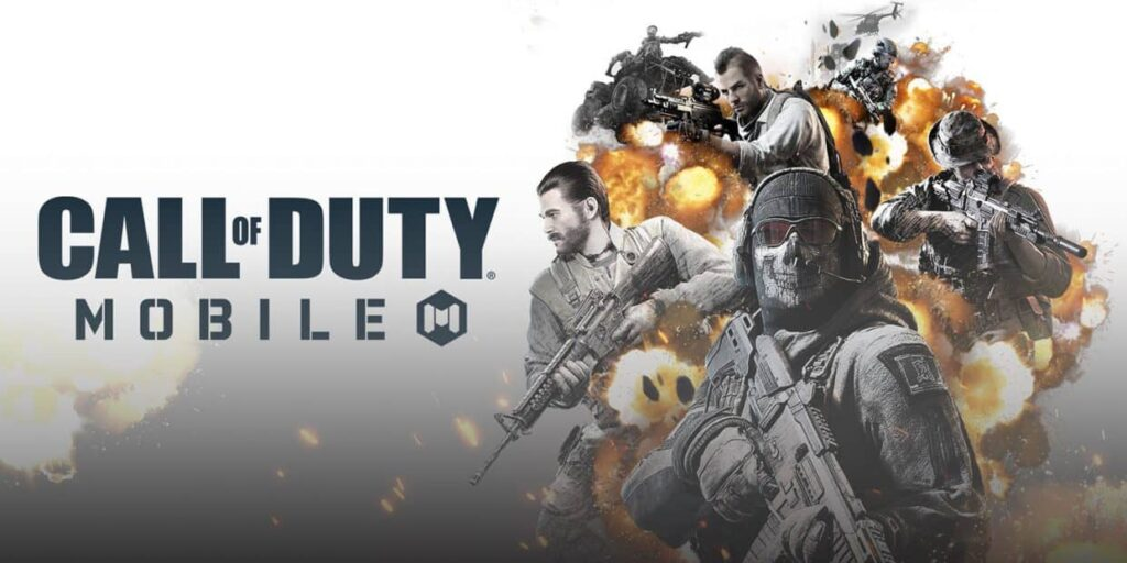 Call of Duty mobile - Games Like PUBG Mobile