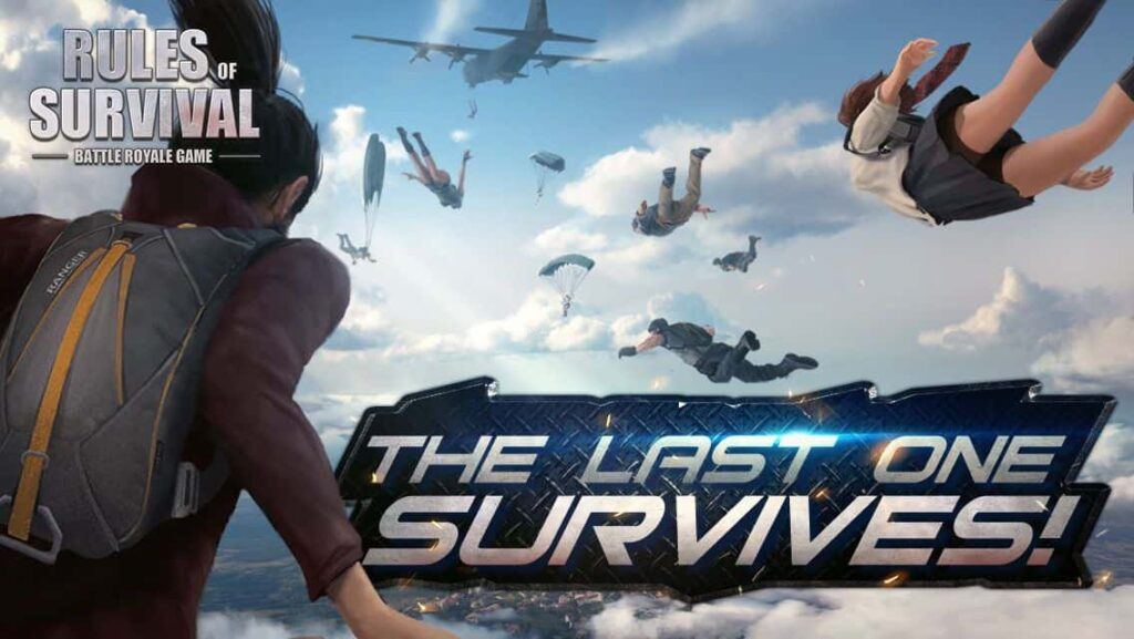 Rules of Survival - Games Like PUBG Mobile