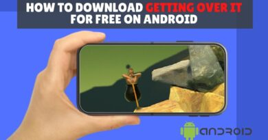 How To Download Getting Over It on Android