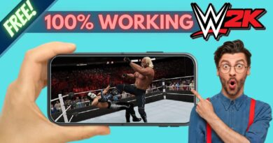 How To Download WWE 2K For Android Highly Compressed