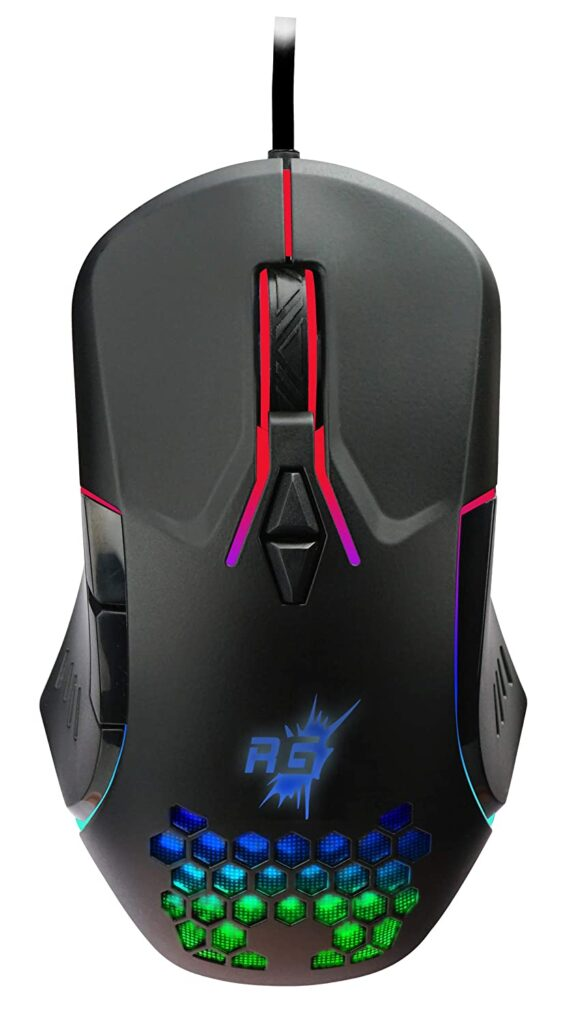 Redgear A-15 Wired Gaming Mouse