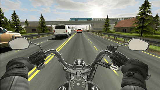 Traffic Rider: Best endless bike racing Game For Android Offline Under 100MB