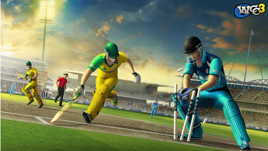 World Cricket Championship 3 - WCC3 - cricket Best Game For Android Offline Under 100MB