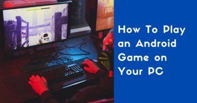 How To Play an Android Game on Your PC-min